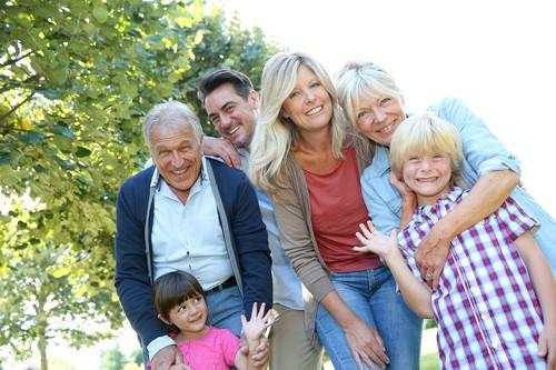 Splitting Inherited Money Among Family Members
